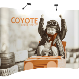 Coyote Popup Collapsible