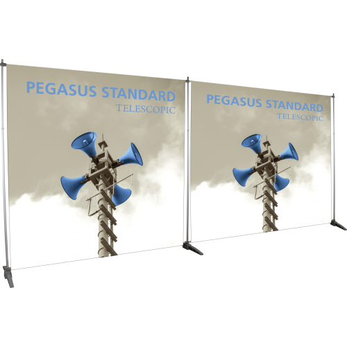 Pegasus Standard Telescopic Banner Stand Extension Kit