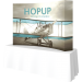 Hopup 7.5ft Curved Tabletop Tension Fabric Display